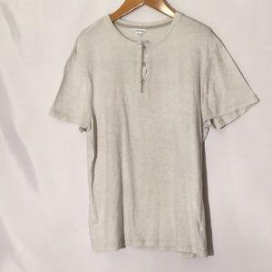 Calvin Klein short sleeve shirt M